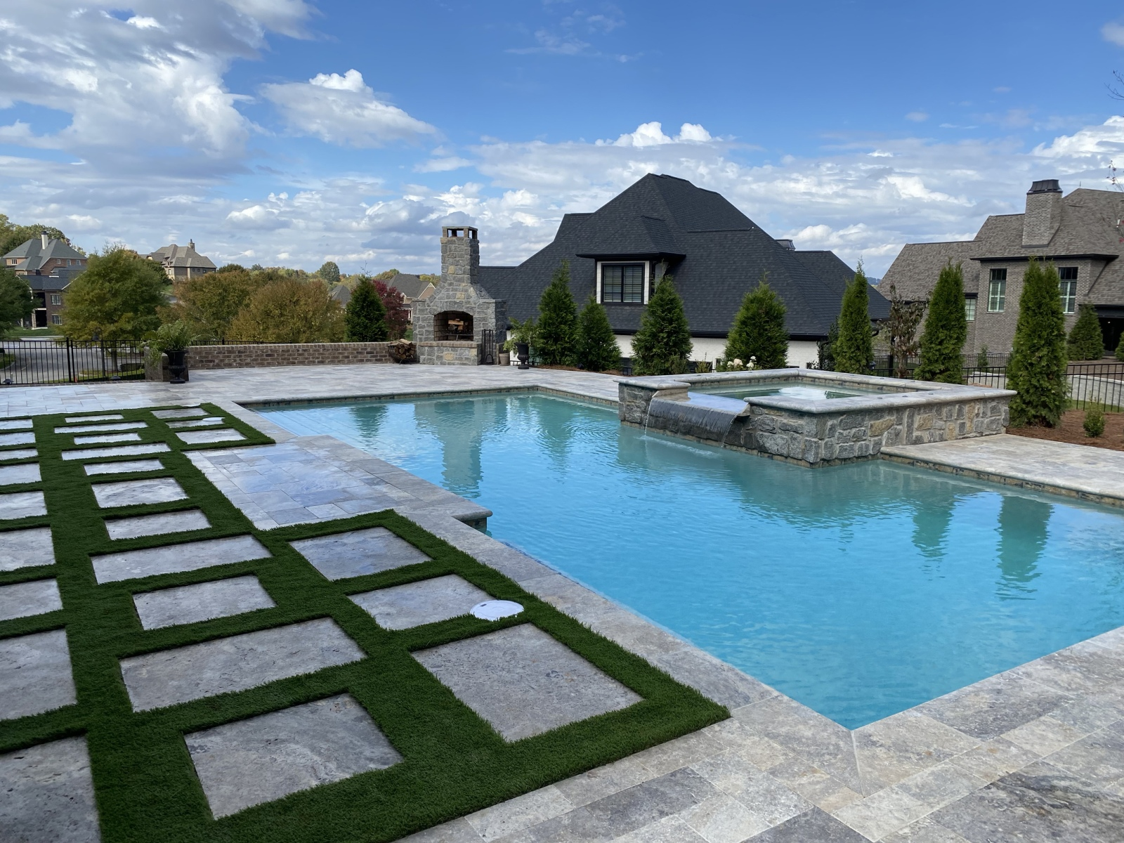The work of Morales Outdoor Living