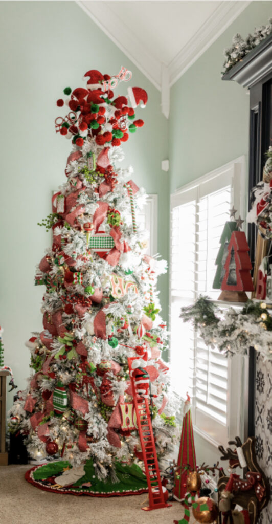 Wish and Wonder Design Christmas Tree 1