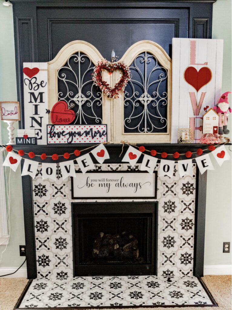 Wish and Wonder Design Fireplace