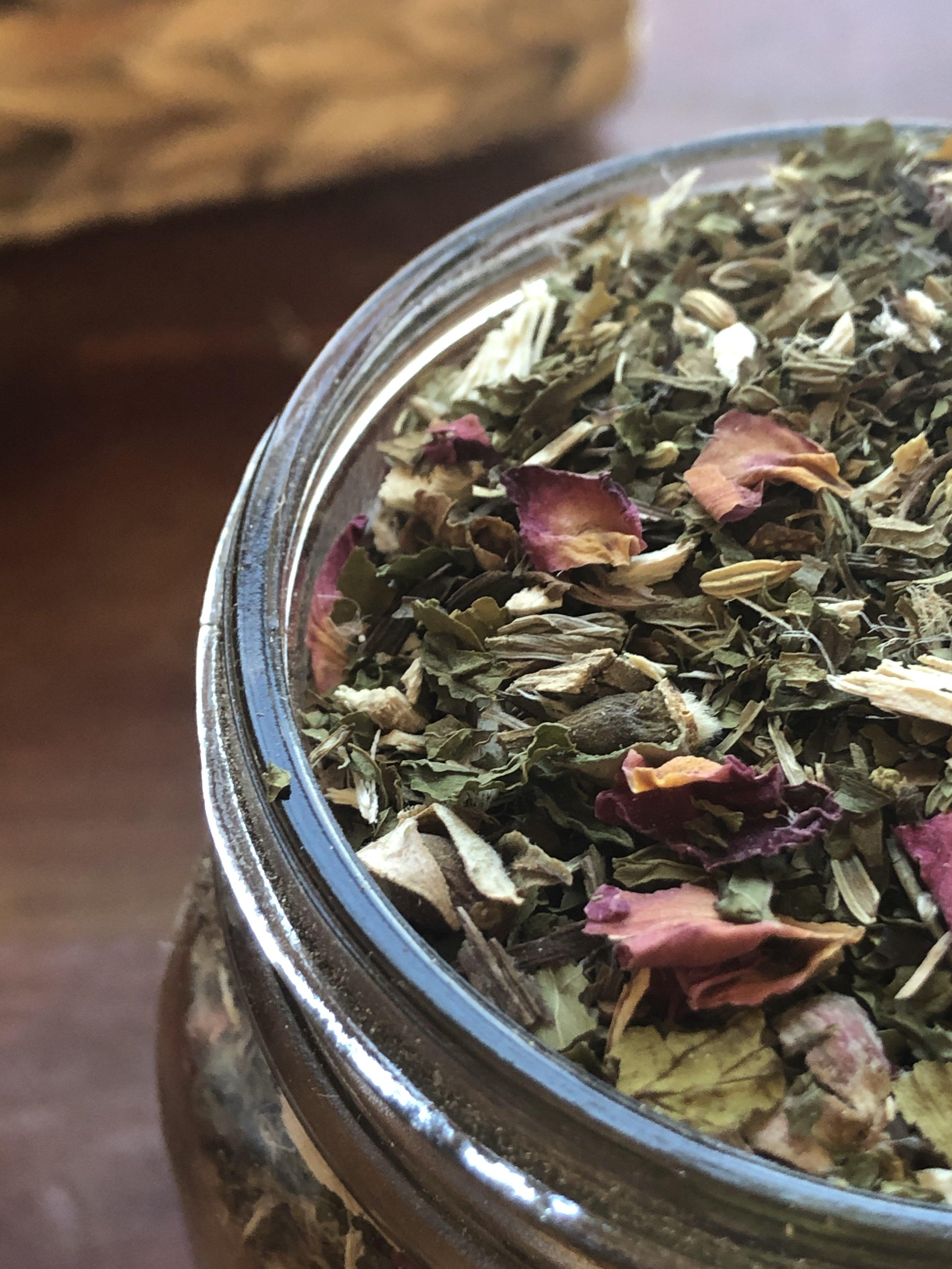 Tonya Rea's Teas & Remedies 1