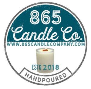 865 Candle Company Logo 2