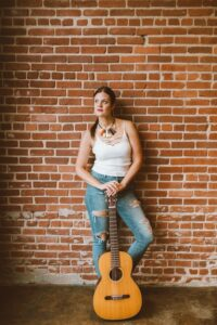 Amanda Fox Guitar