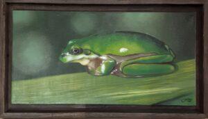 Artistic Escape Frog