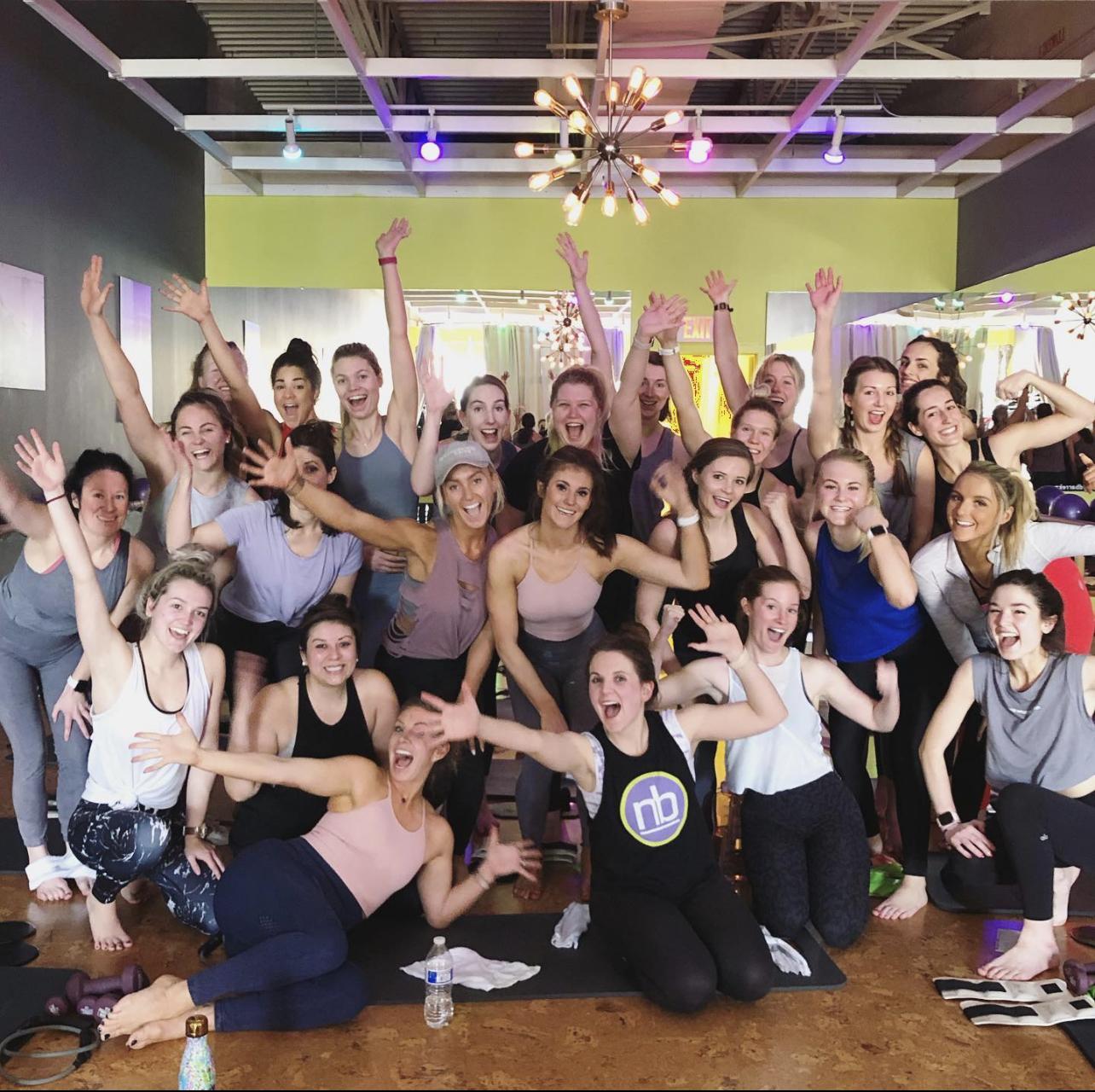 Katy Richardson Group Photo