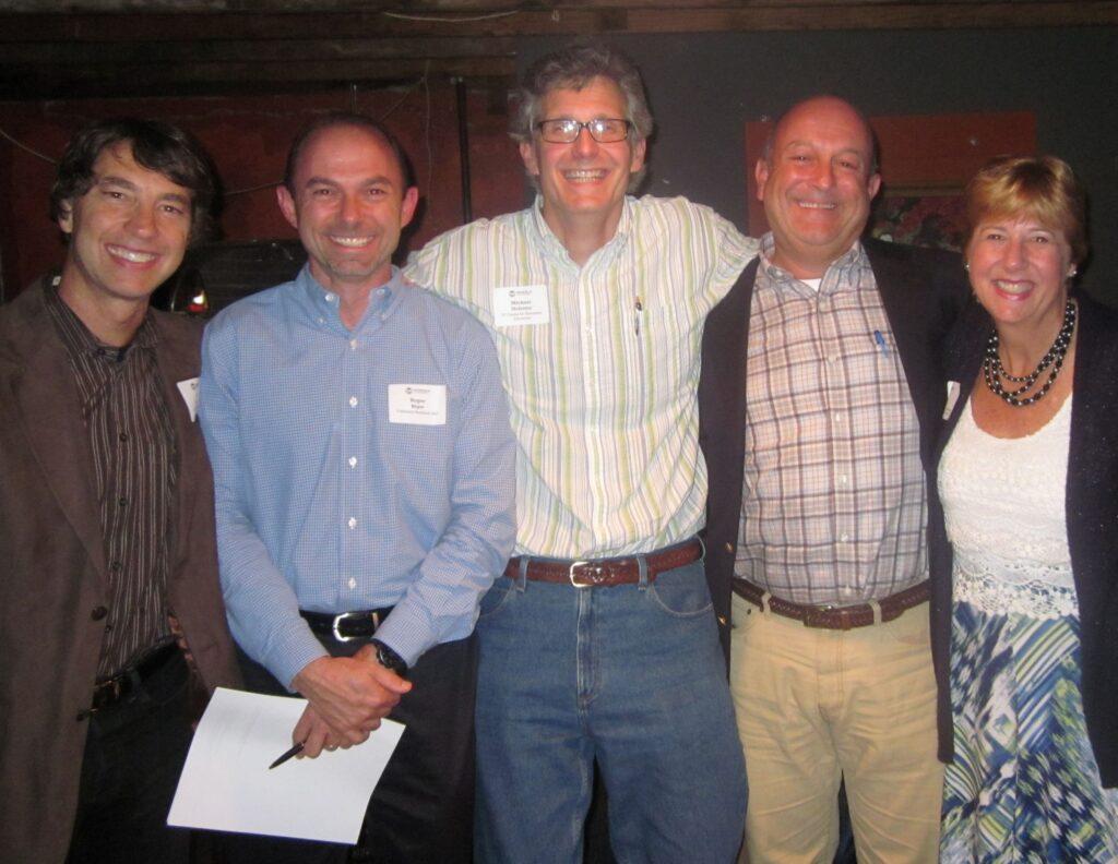 Lisa Skinner Group Photo