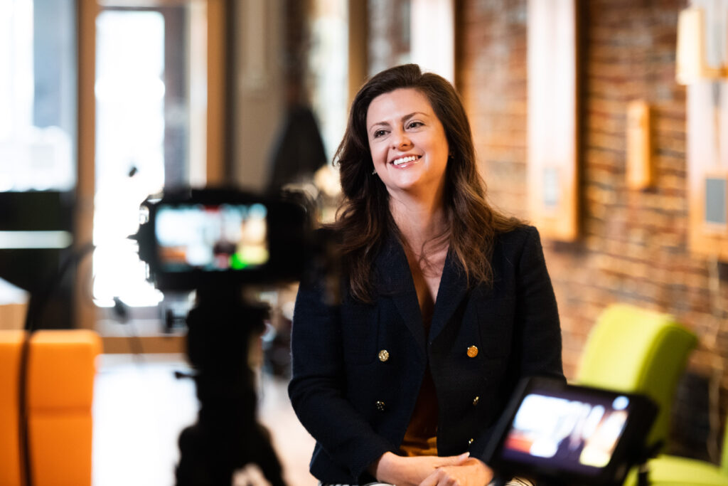 Jenna Johns, COO of RDI Technologies
