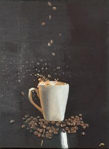 Artistic Escape Coffee Cup