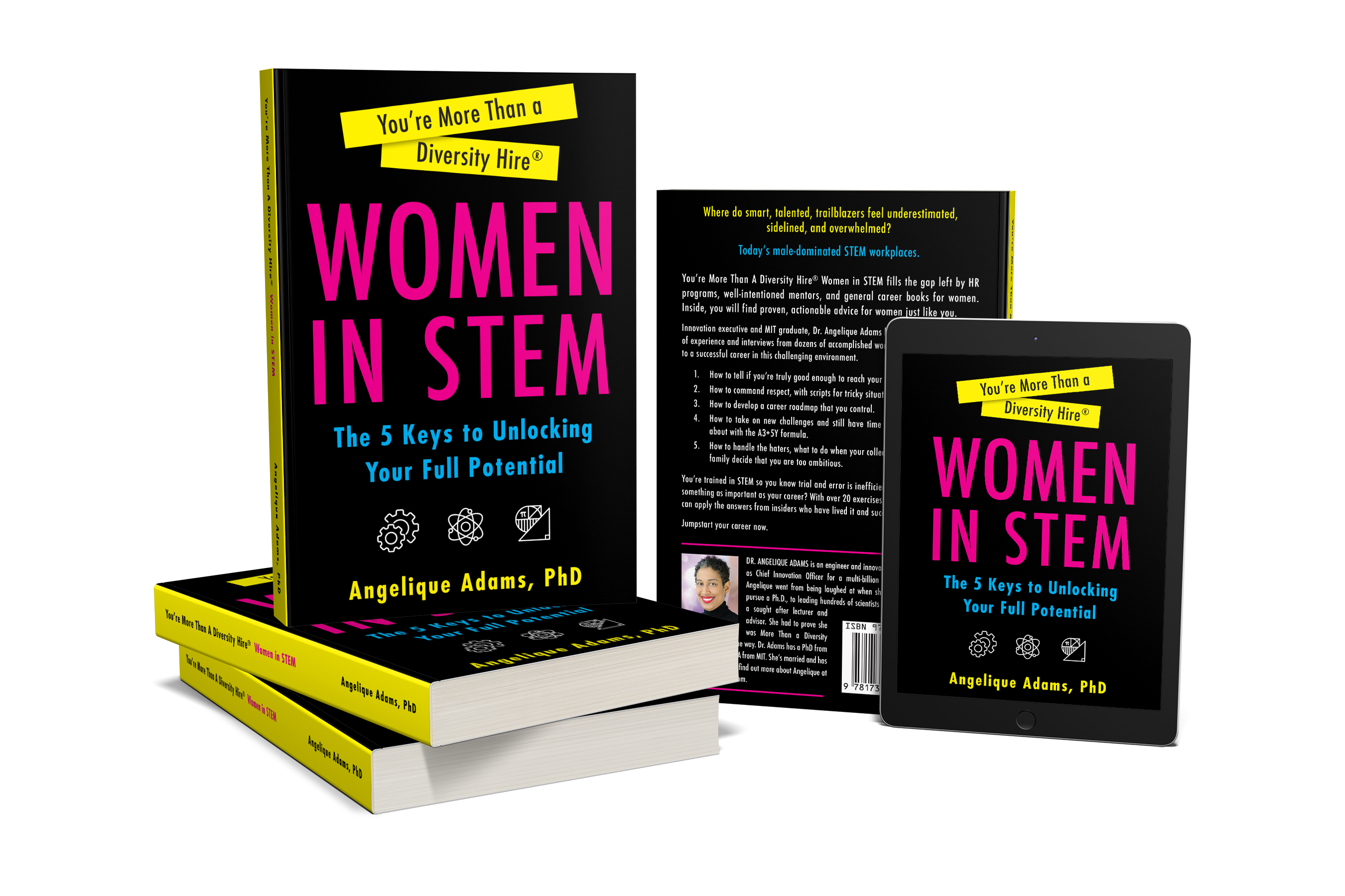 Women in Stem Book 1