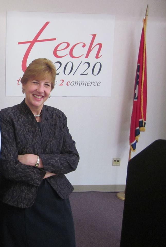 Lisa Skinner Tech 2020