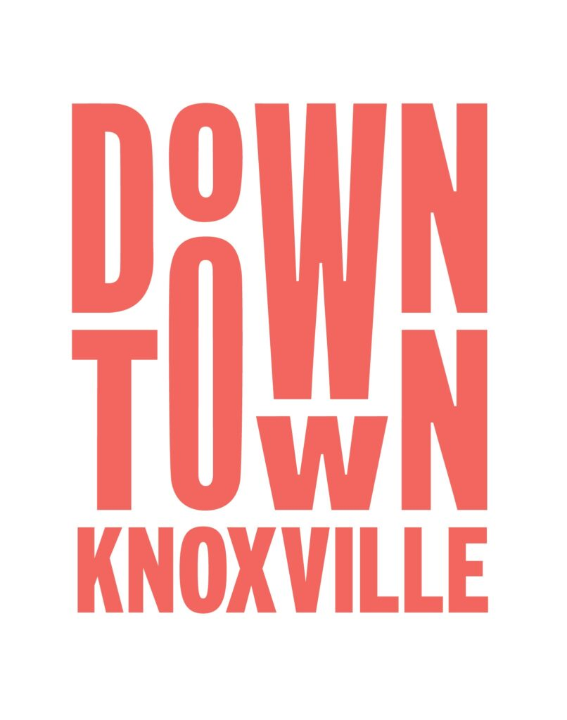 Downtown Knoxville  logo