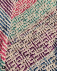Crochet Société Square Pattern