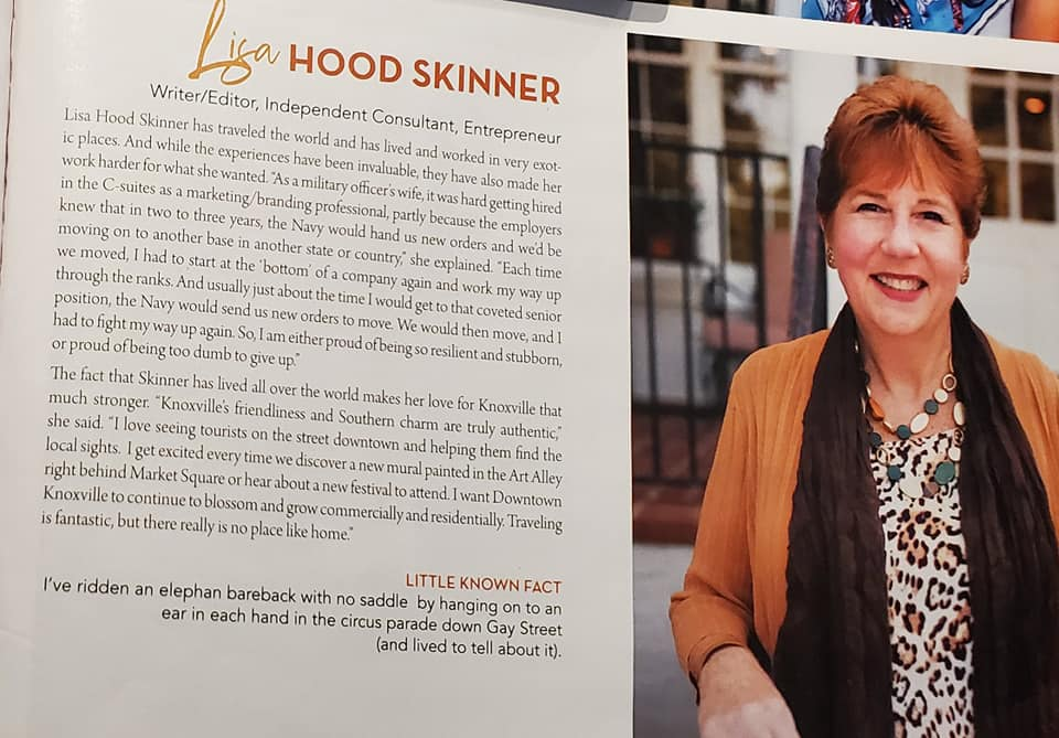 Lisa Skinner Profile