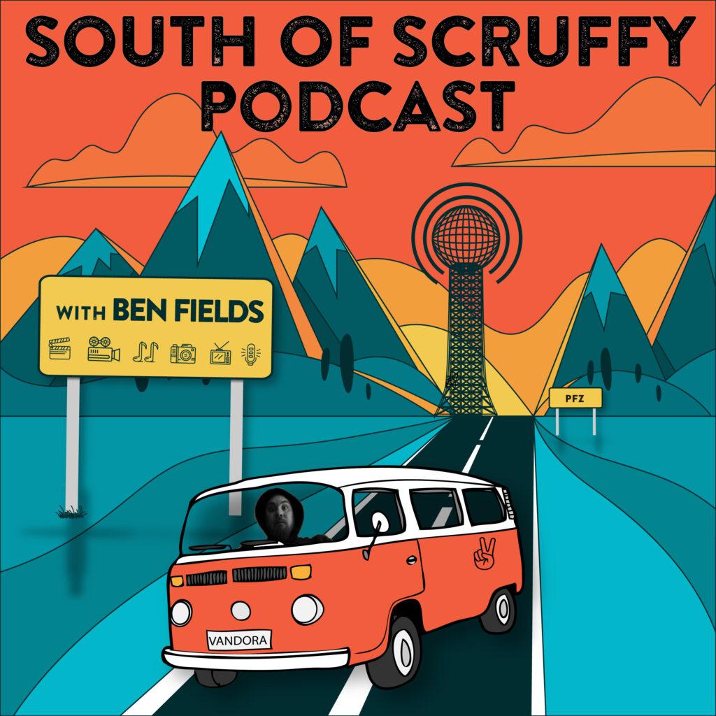 South of Scruffy  logo
