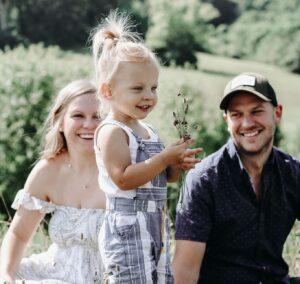 Michelle Wheat Family Photo