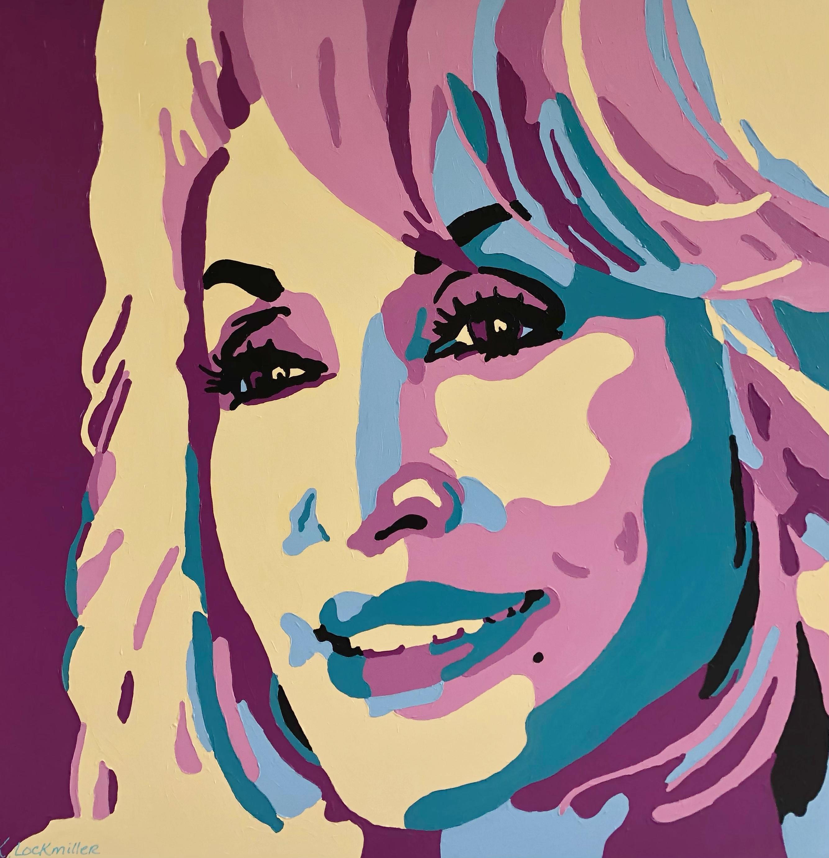 Dolly Partin Lockmiller Art 1