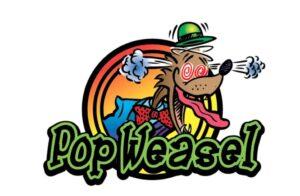 Pop Weasel logo 1